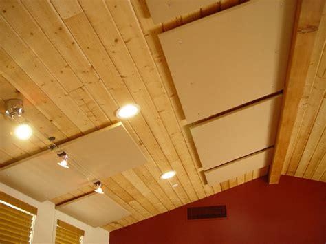 Vaulted Ceiling Acoustics J Mixing Room Steven Klein S Sound Room Inc