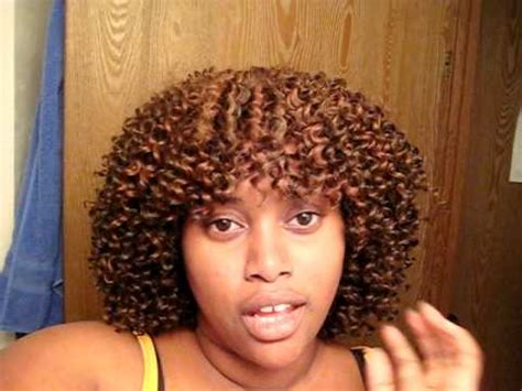 bohemian quick weave outre pro 10 bohemian curl quick weave youtube