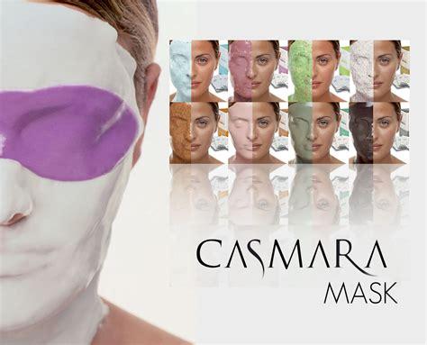 Masker Casmara een luxe behandeling met een casmara algenmasker