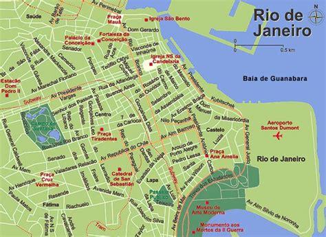 layout nfe rio de janeiro rio de janeiro carte voyages cartes