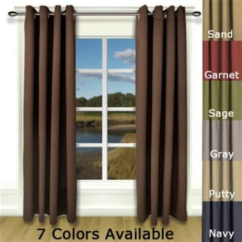 Curtains For Patio Doors With Detachable Wand by Ultimate Blackout Patio Door Curtain Panel With Detachable