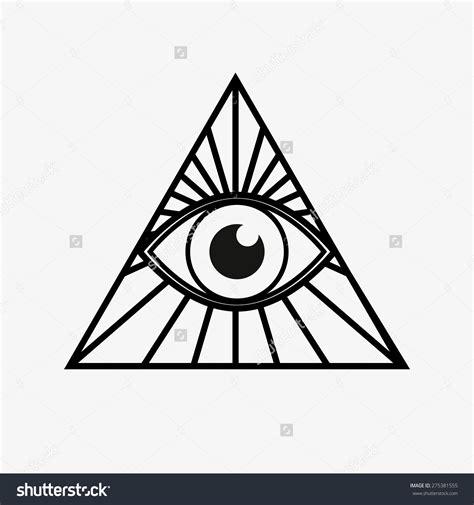 eyeball tattoo stencil 18 triangle eye tattoo designs