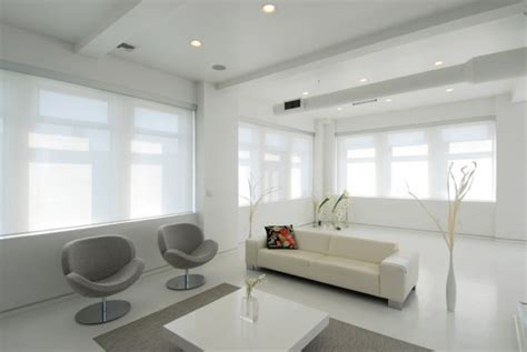 minimalist space minimalist black and white living space digsdigs