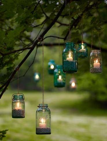 Outdoor Tea Lights Outdoor Spaces Jar Tea Lights On Imgfave