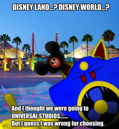 Universal Memes - i thought we were going to universal studios by airwolf
