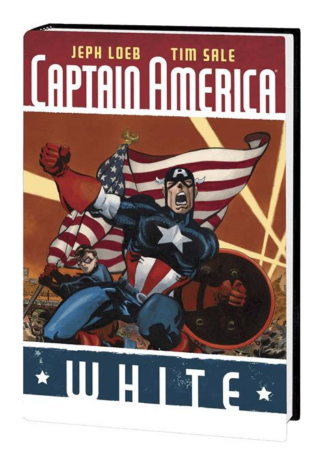 daredevil yellow hc 0785108408 captain america white fresh comics
