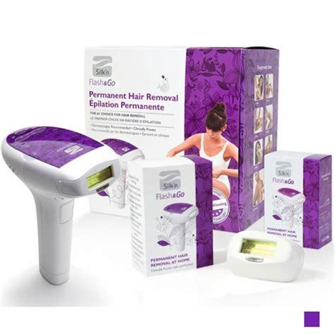 Silk And Flash Hair Removal Versus Me Hair Removal   38 off on silk n flash and go lux permanent hair remover