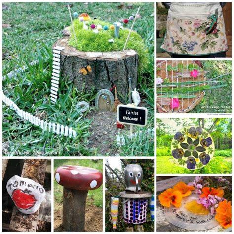 garden crafts challenge diy garden crafts ideas red