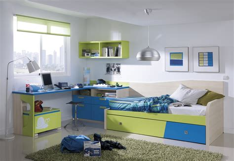 In Law Suite Designs maximizing kids bedrooms with kids trundle beds colorful