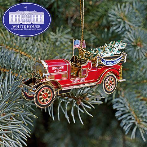 1980 white house christmas ornament official 2016 white house herbert hoover ornament