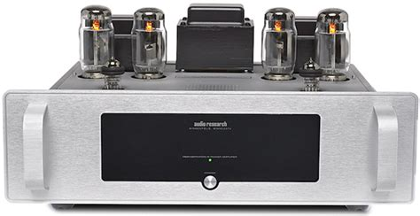audio research vt tube power amplifier review