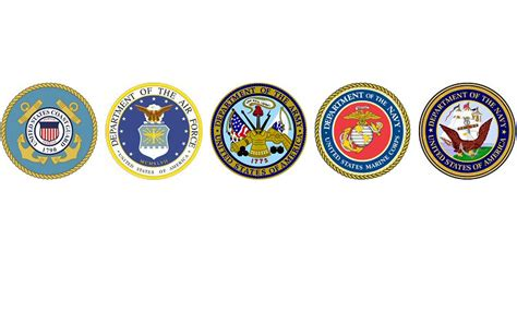 military branch logos military branch insignia clipart 46