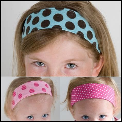 sewing pattern headband free fabric headband sizes baby adult sewing ideas
