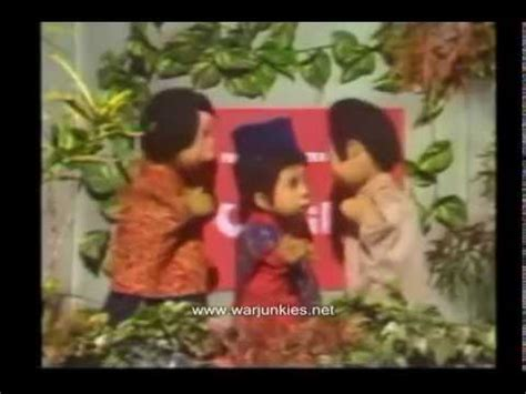 pemeran film si unyil sejarah pertelevisian indonesia film boneka si unyil di