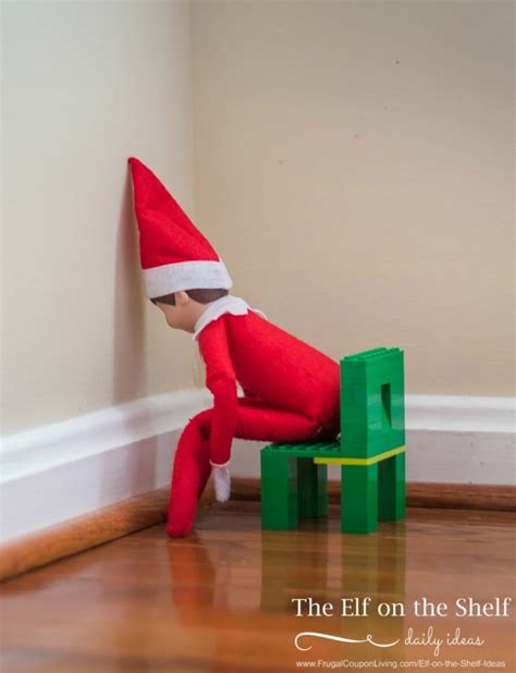 ideas elf on the shelf elf on the shelf ideas elf timeout