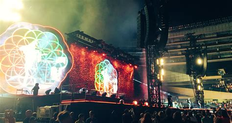 coldplay history soldier field the coldplay timeline