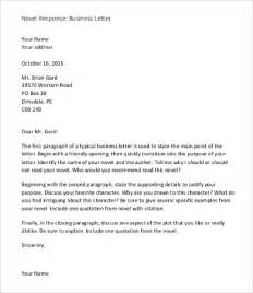 Business Letter Template Response Response Letters 17 Free Word Pdf Documents Free Premium Templates
