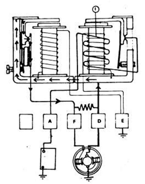 beautiful lucas voltage regulator wiring diagram