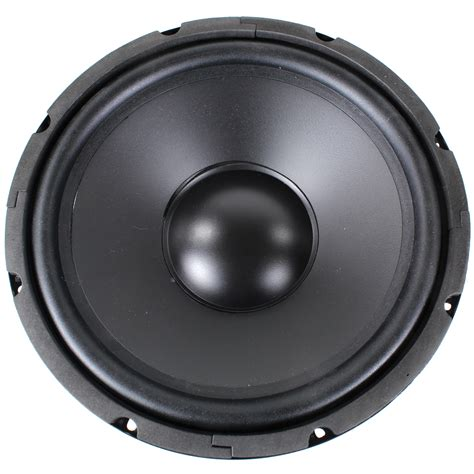 250w max 10 inch 8 ohm hi fi pp replacement bass woofer speaker cone ebay