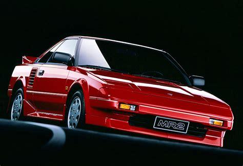 1987 Toyota Mr2 Supercharged 1987 Toyota Mr2 Supercharged W10 Generation I