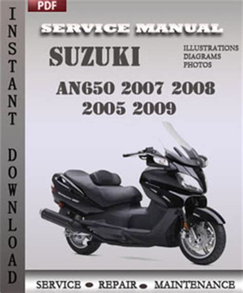 service repair manual free download 2009 suzuki equator auto manual suzuki an650 service manual pdf download autos post