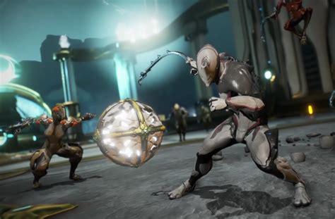 warframe adds arena sports  lunaro update pc gamer
