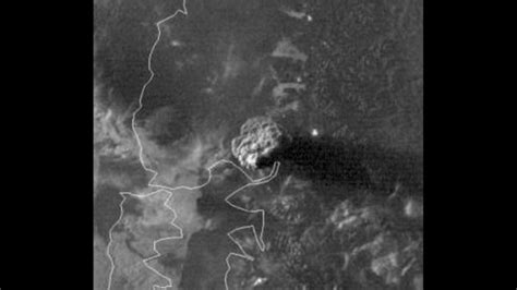 imágenes satelitales obtenidos de goes 13 fotos im 225 genes satelitales muestran r 225 pida expansi 243 n de