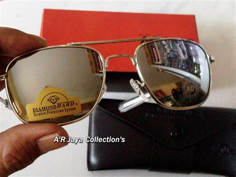 jual kacamata outdoor american optical ao pilot mirror lens a r jaya olshop