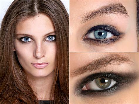 occhi di due colori diversi focus sugli occhi nero assoluto gallery bellezza