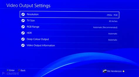 how to reset ps3 video output settings fix ps4 pro play mp4 issue