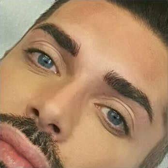 tattoo ali di gabbiano sopracciglia uomo sopracciglia uomo perfette