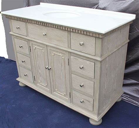 holbrook single 48 inch transitional bathroom vanity