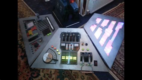 tardis console tardis console build part 2