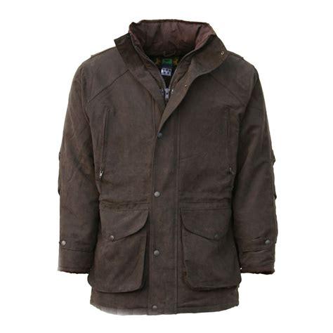 Quish Jacket outdoor gamekeeper waterproof jacket countryway