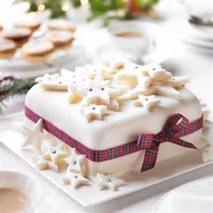 quick christmas fruit cake