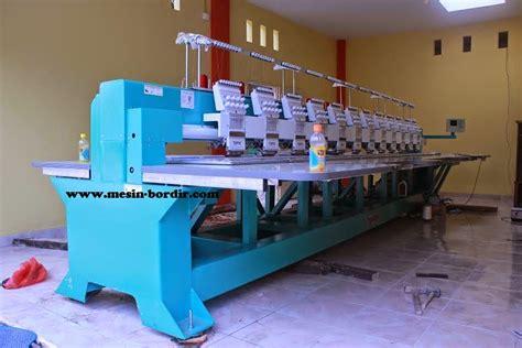 Mesin Bordir Jakarta distributor resmi penjualan mesin bordir komputer di indonesia mesin bordir komputer