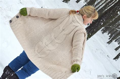 oversized sweater knitting pattern free cozy oversized cardigan patterns for fall
