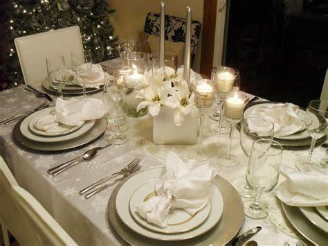 Fancy Table Setting fancy table setting using different kinds of glasses