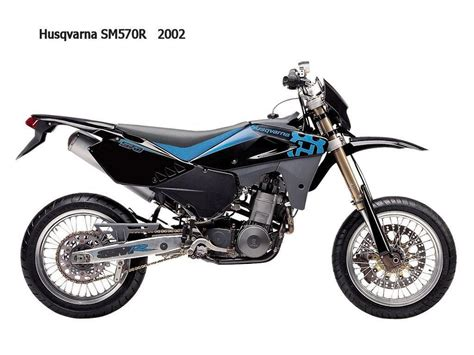 Husqvarna Motorrad 570 by Husqvarna Sm 570 R 2001 Technische Daten Leistung