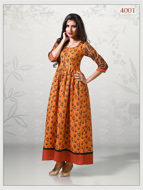 download kurti pattern subadhra amruta vol 1 catalogue cotton fancy long pattern