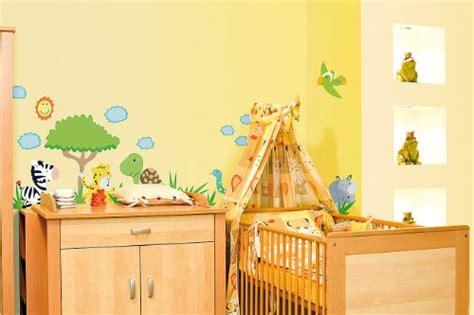 schöne babyzimmer lustige dschungel dekoration im kinderzimmer 15 sch 195 182 ne