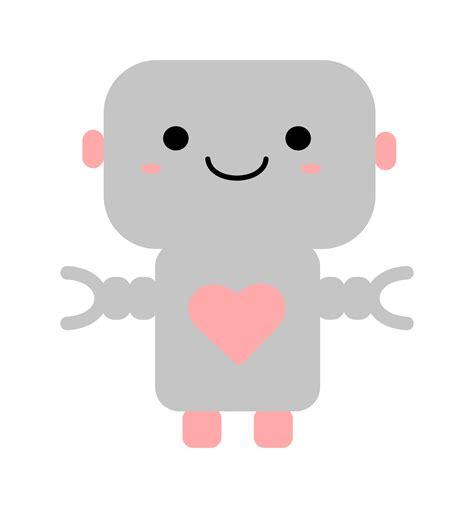 kawaii clipart clipart kawaii robot