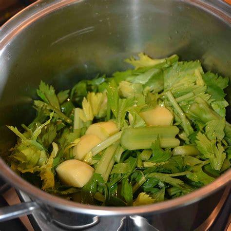 ricette con foglie di sedano mara una cuoca per amica vellutata di foglie di sedano