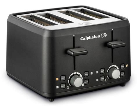 Breville Toasters Calphalon Toaster 4 Slot Cutleryandmore Com