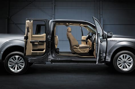 2015 ford f 150 interior view