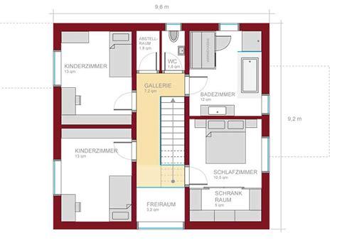 haus 9x11 grundriss einfamilienhaus mit gerader treppe raum und