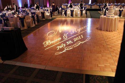 Vinyl Flooring & White Dance Floor Rental and Event Lighting
