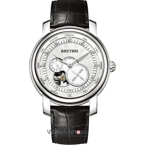 Rhythm Original ceas rhythm automatic a1104l01 barbatesc original de
