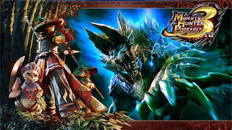emuparadise monster hunter portable 3rd pregunta jugar monster hunter portable 3rd con psp
