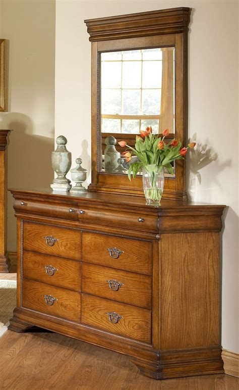 American Oak Bedroom Furniture Shenandoah American Oak Sleigh Bedroom Set B4850 51h 51f
